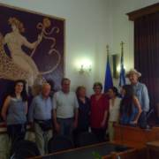 2013-05-31 Meeting at Kavala with BRAU2 Local Organizing Committee.