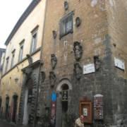 Palazzo dei Sette e Torre del Moro, Orvieto.