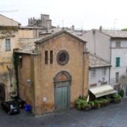 ex Chiesa San Rocco, Orvieto.