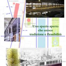 BRAU1 Posters, topic of Decommissioned Buildings.