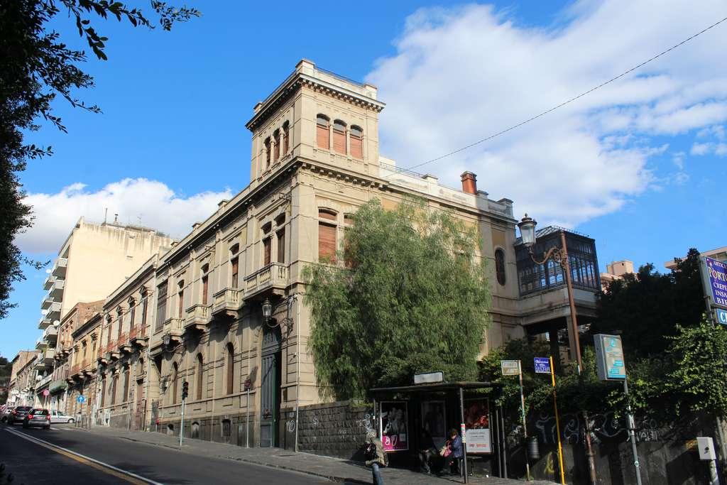 Museo della Rappresentazione, Catania.