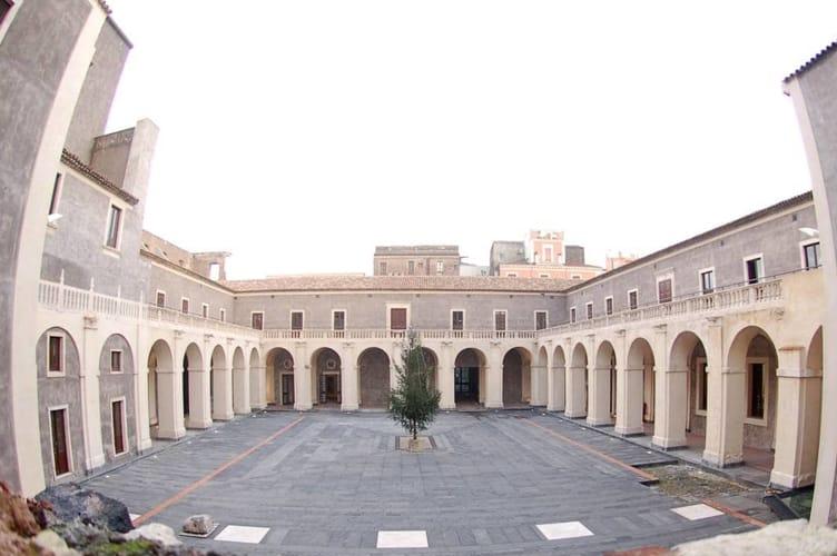 Palazzo della Cultura, Catania.