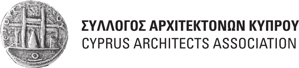 Logo of Cyprus Architect Association.