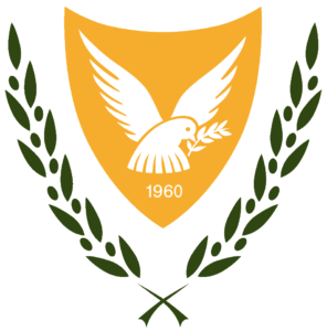 Logo of Cyprus Goverment.