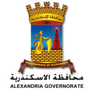 Logo Alexandria Governatorate.