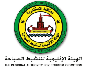 Logo Alexandria Governatorate, Regional Authority for Tourism Promotion.