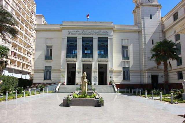 Museum of Fine Arts, Alexandria.