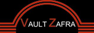 Logo Vault Zafra.