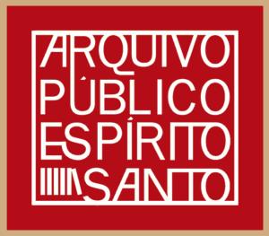 Logo Arquivo Público do Estado do Espírito Santo (APEES).