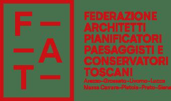 Logo Federazione Architetti PPC Toscani.