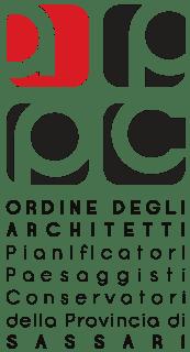 Logo Ordine Architetti Sassari.