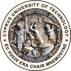 Logo Cyprus University of Technology - EU H2020 Era Chair Mnemosyne.