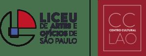 Logo Centro Cultural do Liceu de Artes e Ofícios de São Paulo.