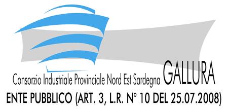 Logo Consorzio Industriale Provinciale Nord Est Sardegna - Gallura-(CIPNES).