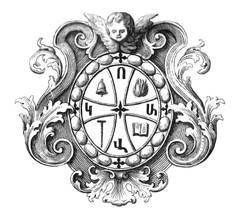 Logo Accademia Armena di San Lazzaro della Congregazione Mechitarista.