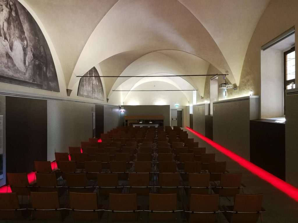 Biblioteca delle Oblate (Firenze), Sala Conferenze.