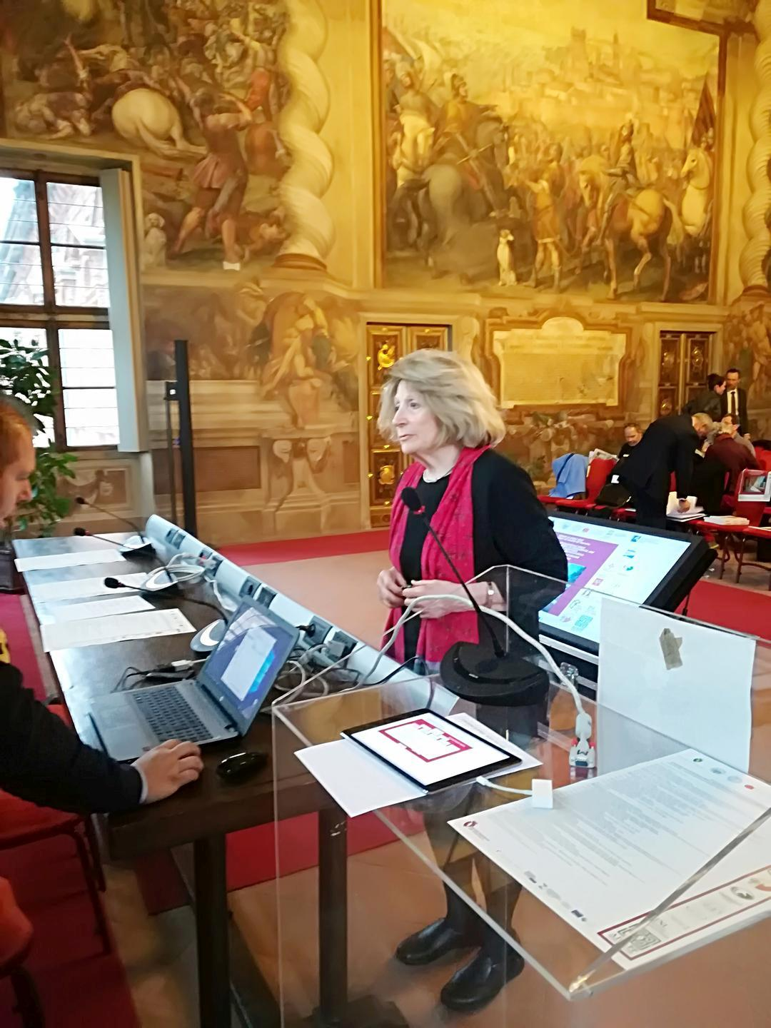 MMC3 Conferences at Castello del Valentino, Turin