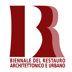 Logo BRAU (Biennial of Architectural and Urban Restoration).