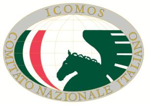Logo ICOMOS Italia.