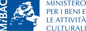 Logo Ministero per i Beni e le Attività Culturali.