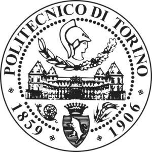 Logo Politecnico di Torino.