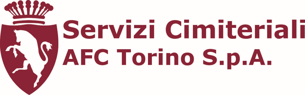 Logo Servizi Cimiteriali AFC Torino.