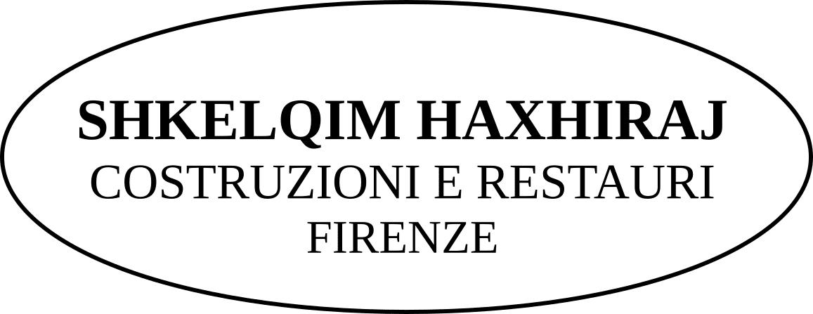 Logo Shkelqim Haxhiraj Costruzioni e Restauri.