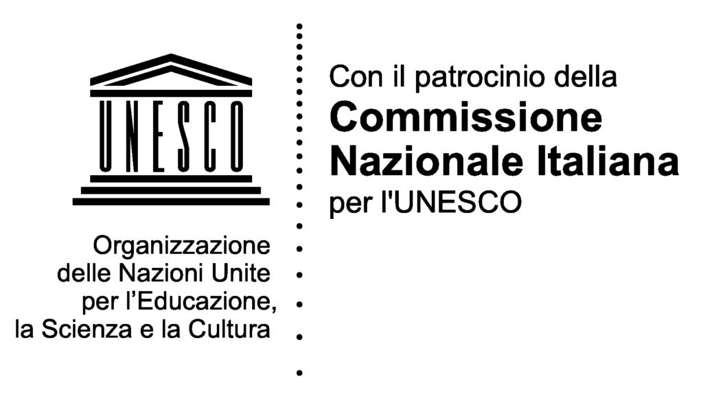Logo Commissione Nazionale Italiana per l'UNESCO.